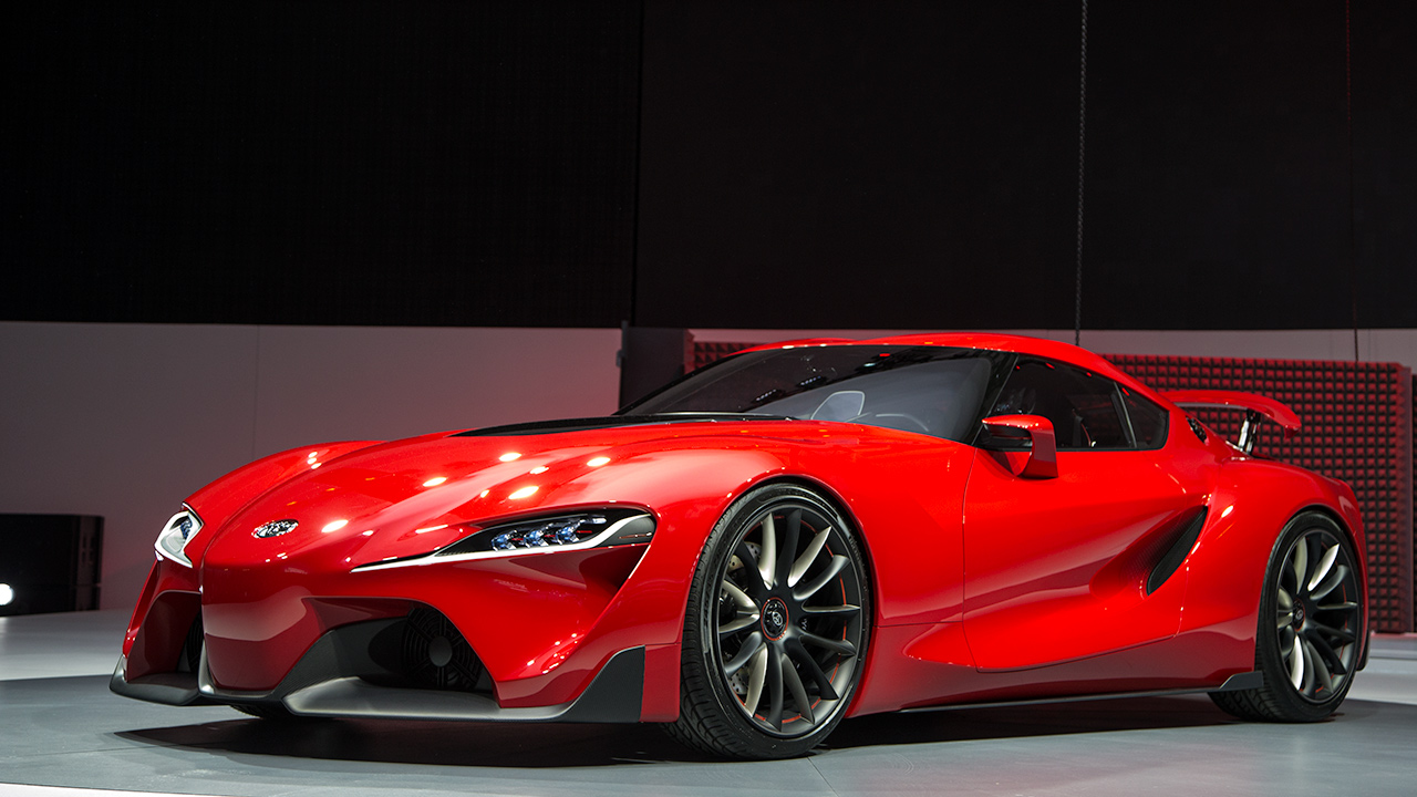 Toyota Sports Car Ft1 Mylife