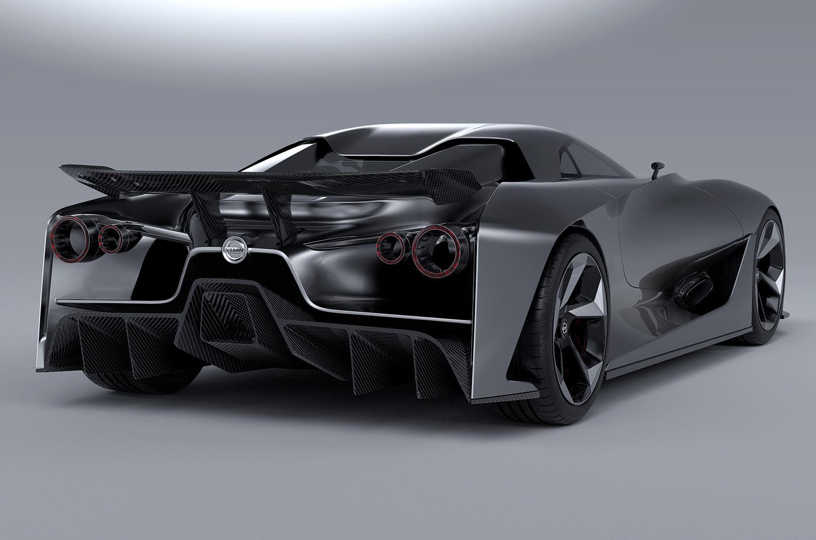 Nissan Gtr 2020 Concept Mylife