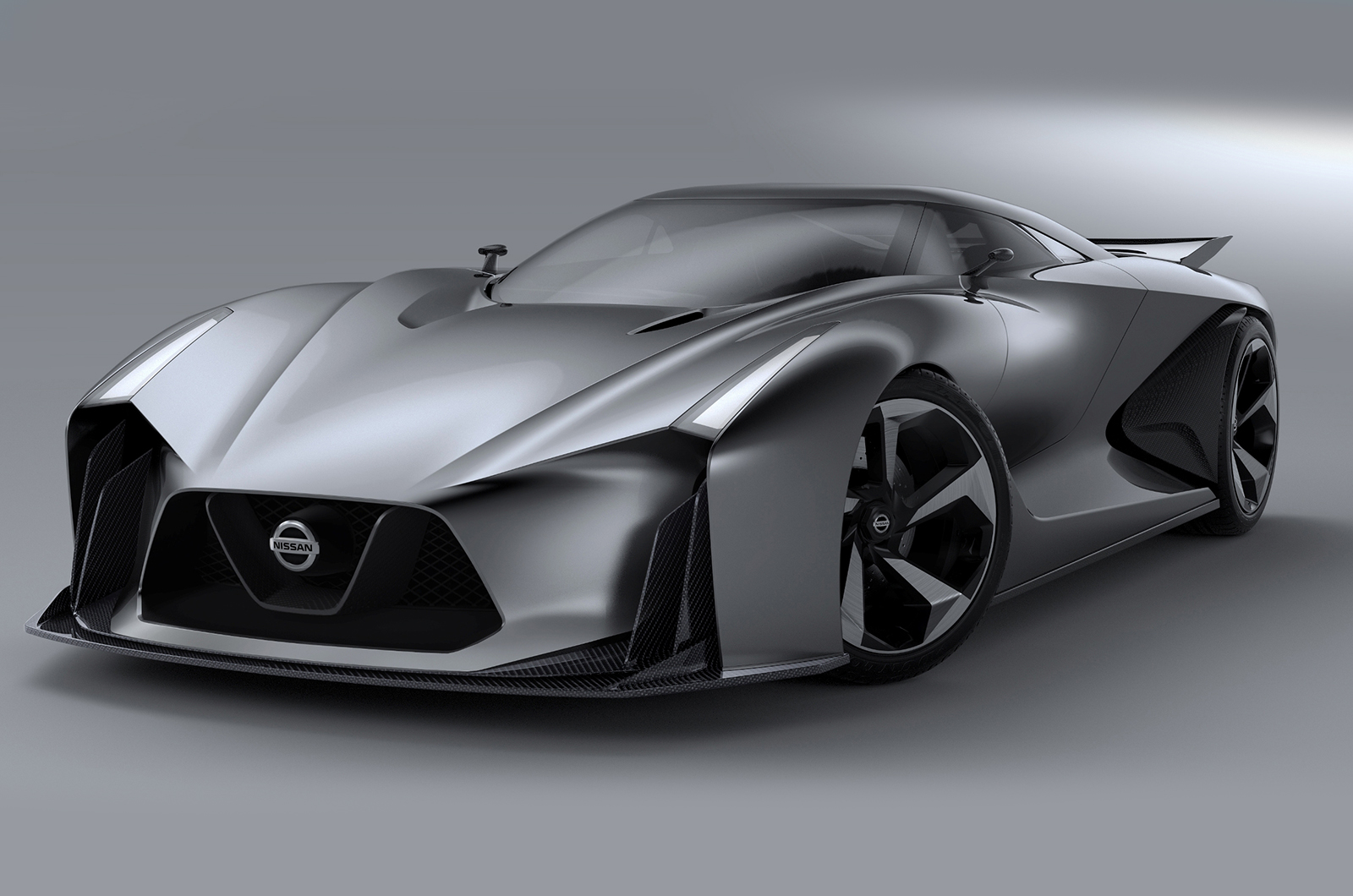 One Seater Car >> Nissan GTR 2020 Concept | MyLife