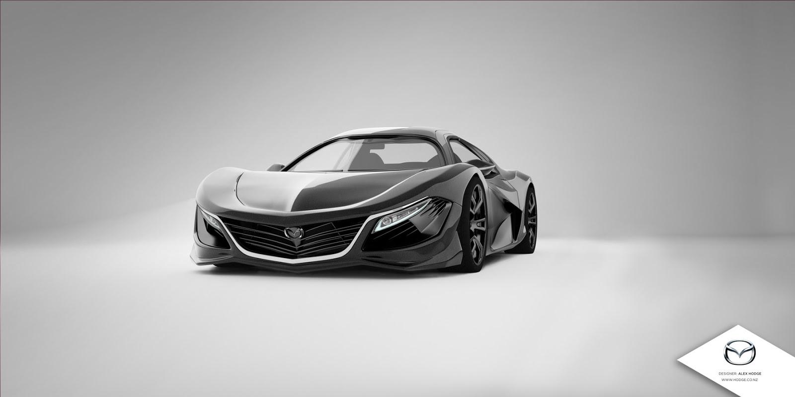 ... Mazda RX 9 3 ...