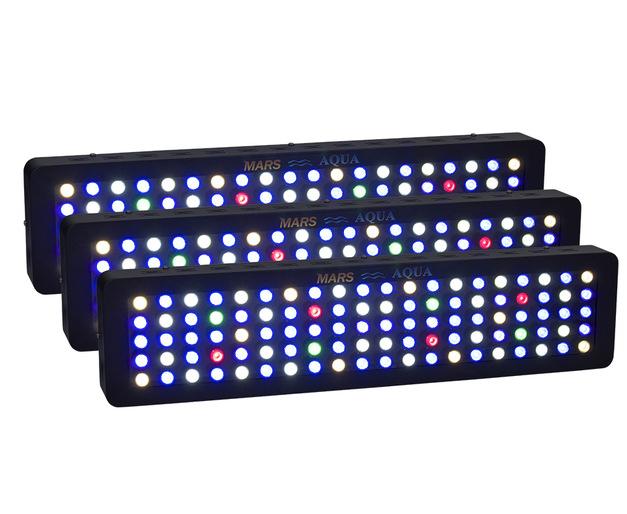 Mars Aqua 300 watt LED modification | MyLife